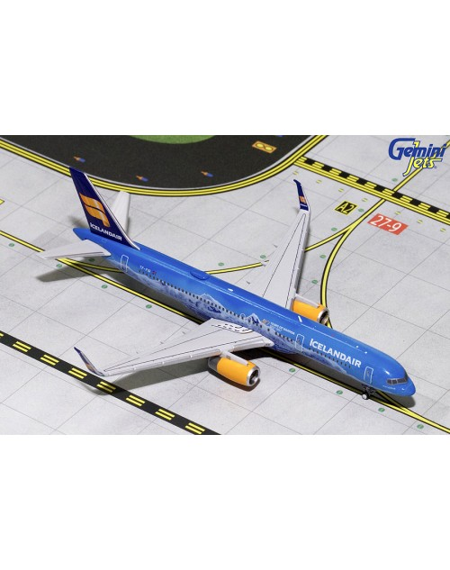 Icelandair Boeing 757-256/W TF-FIR 80th Anniversary 1/400 scale diecast GeminiJets