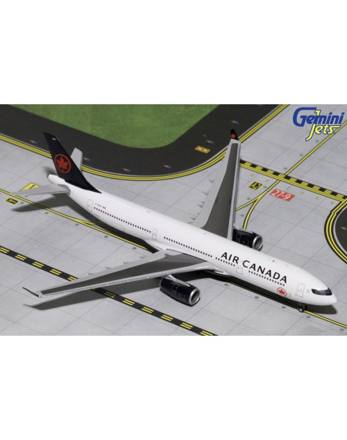 Air Canada Airbus A330-300 C-GFAF new colors 1/400 scale diecast Gemini Jets