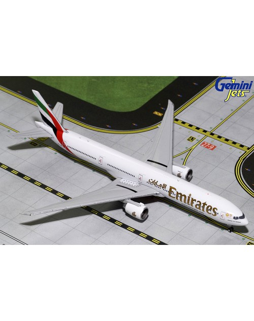 Emirates Boeing 777-300ER A6-ENV Expo 2020 1/400 scale diecast GeminiJets