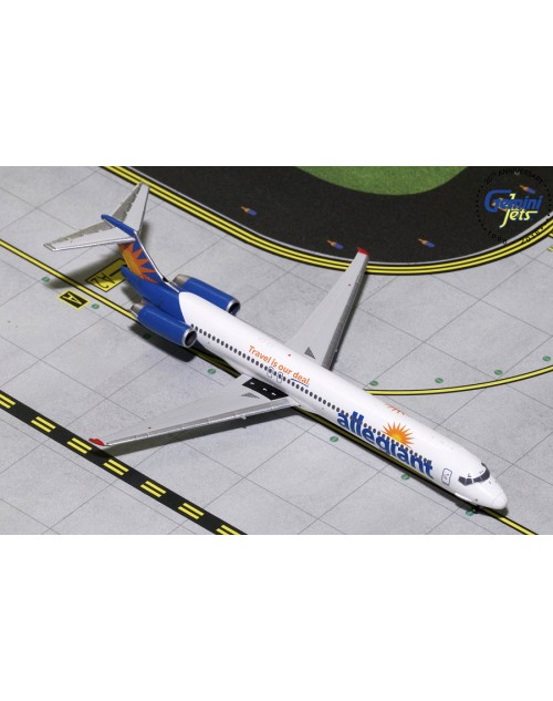 Allegiant Air McD Douglas MD-80 N864GA Goodbye MD-80 1/400 scale diecast GeminiJets