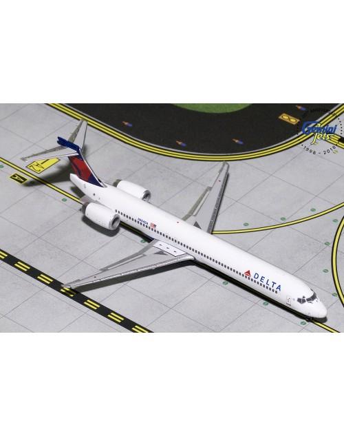 Delta McD. Douglas MD-90-30 N904DA 1/400 scale diecast GeminiJets