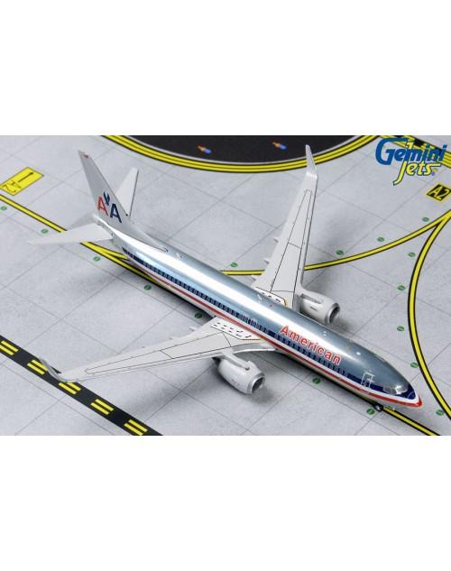 American Boeing 737-823Winglets N921NN 1/400 scale diecast Gemini Jets