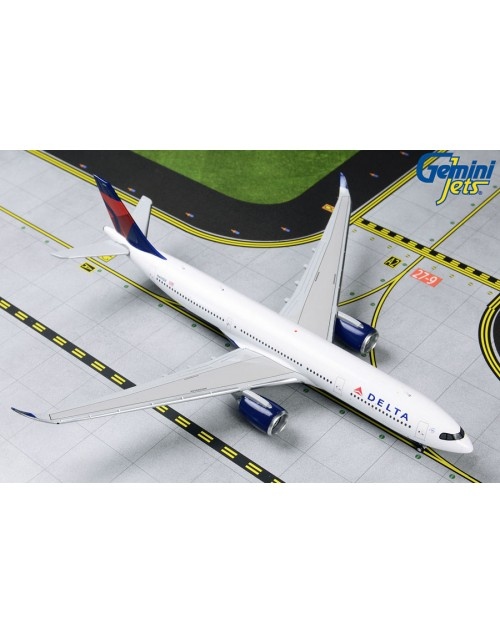 Delta Airbus A330-900NEO N401DZ 1/400 scale diecast Gemini Jets