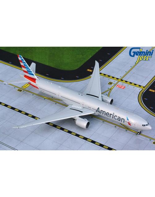 American Boeing 777-300ER N735AT 1/400 scale diecast Gemini Jets