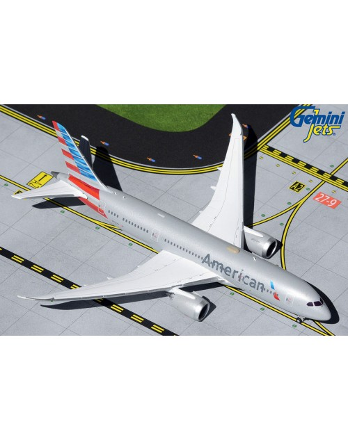 American Boeing 787-8 N802AN new colors 1/400 scale diecast Gemini Jets Models