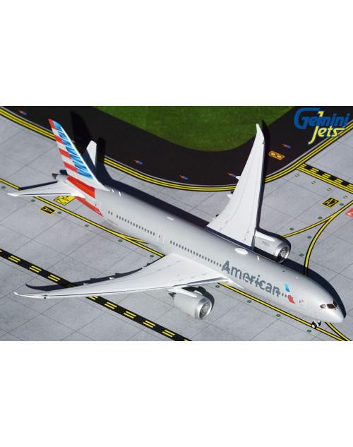 American Boeing 787-9 N825AA 1/400 scale diecast GeminiJets