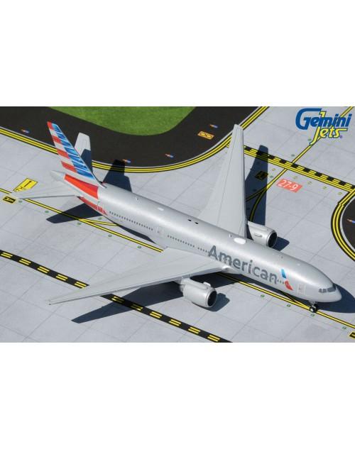 American Boeing 777-2200ER N797AN 1/400 scale diecast Gemini Jets