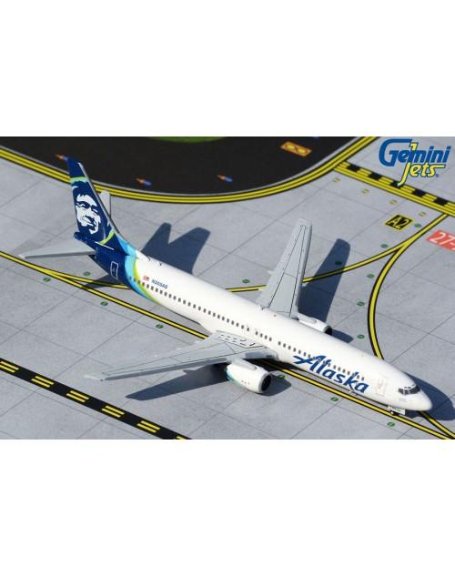 Alaska Boeing 737-990 N303AS 1/400 scale diecast GeminiJets