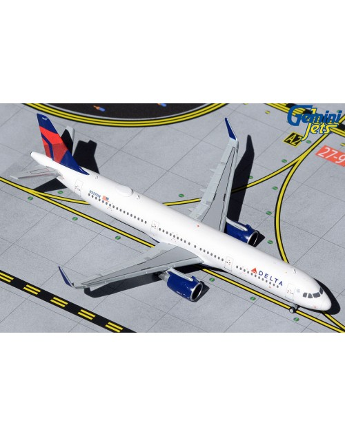 Delta Airbus A321-211 Sharklets N327DN 1/400 scale diecast GeminiJets