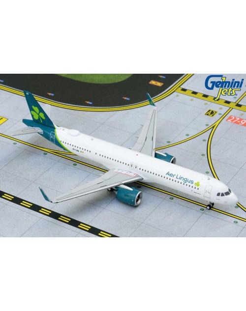 Aer Lingus Airbus A321Neo (253NX) EI-LRA 1/400 scale diecast GeminiJets