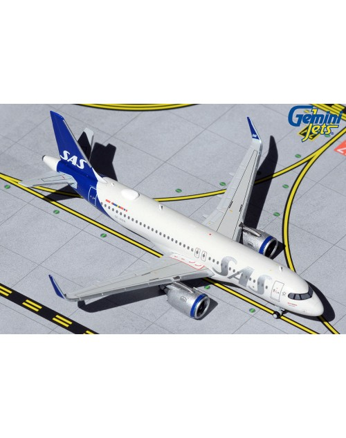 SAS Airbus A320-251N (NEO) SE-ROH 1/400 scale diecast Gemini Jets