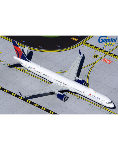 Delta Boeing 757-351 Winglets N586NW current colors 1/400 scale diecast GeminiJets