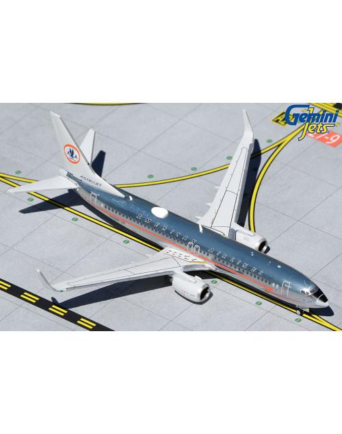 American Boeing 737-800/W N905NN AstroJet 1/400 scale diecast Gemini Jets