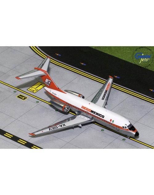 AeroMexico Douglas DC-9-15 XA-DEV Ciudad de Mexico 1/200 scale diecast Gemini Jets