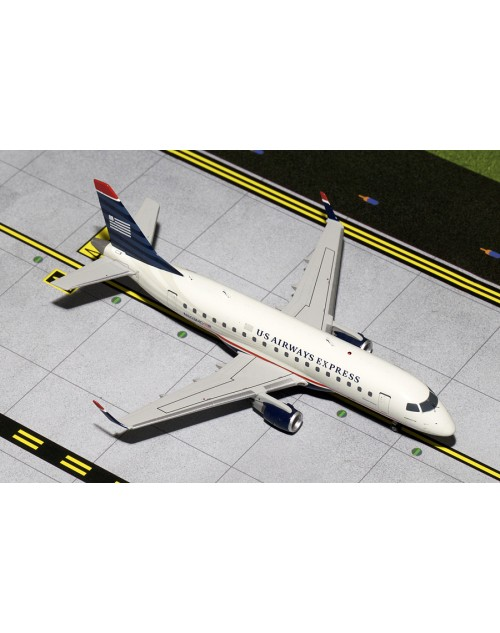 US Airways Express Embraer ERJ-170-100 N803MD 1/200 scale diecast Gemini jets