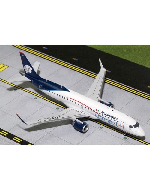 AeroMexico Connect Embraer ERJ-190IGW XA-GAR 1/200 scale diecast Gemini jets