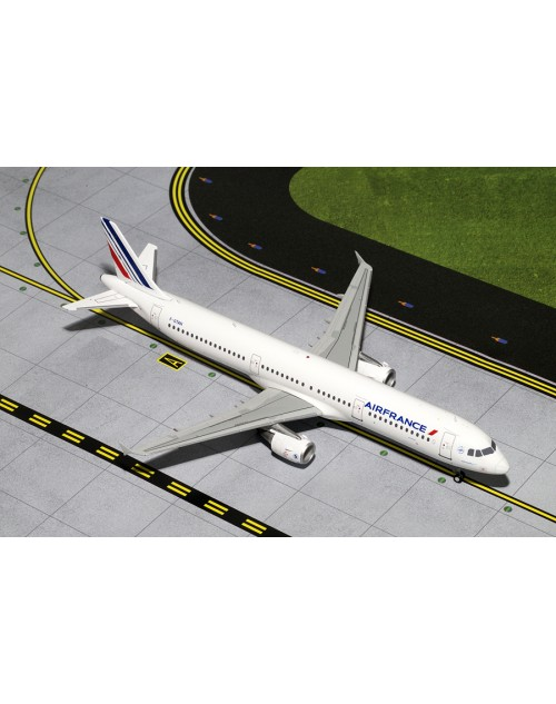 Air France Airbus A321-211 F-GTAN 1/200 scale diecast Gemini Jets