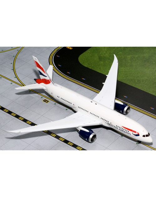 British Airways Boeing 787-8 G-ZBJC 1/200 scale diecast Gemini Jets