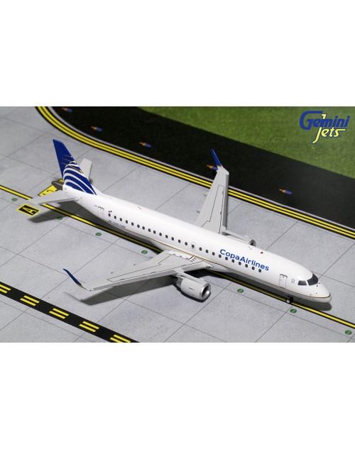 Copa Airlines Embraer ERJ-190IGW HP-1540CMP 1/200 scale diecast Gemini jets