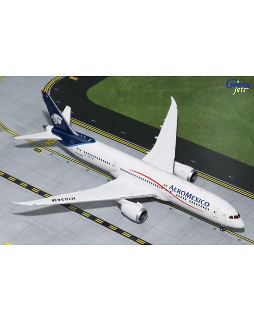 AeroMexico Boeing 787-9 N183AM 1/200 scale diecast GeminiJets