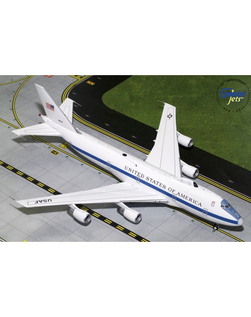 US Air Force Boeing E-4A (747-200B) 31676 1/200 scale diecast GeminiJets