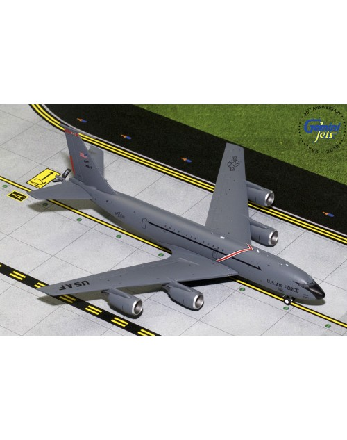 USAF Boeing KC-135R 64-14840 Ohio Air Guard 1/200 scale diecast Gemini Jets
