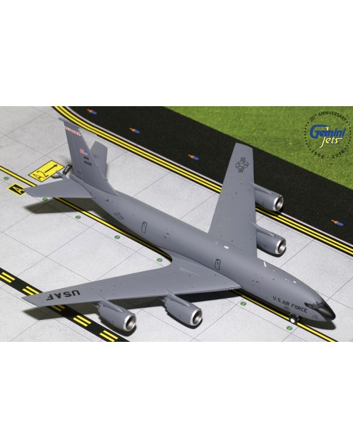 USAF Boeing KC-135R 58-0106 Alabama ANG 1/200 scale diecast Gemini Jets