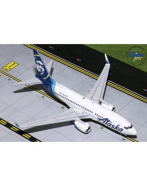Alaska Boeing 737-790/Winglets N614AS 1/200 scale diecast GeminiJets
