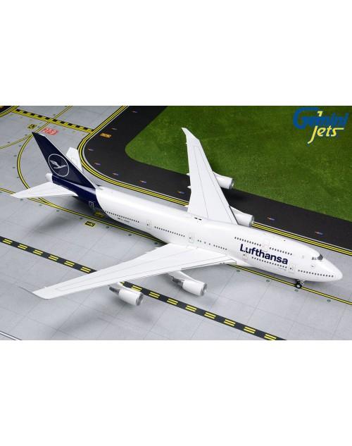 Lufthansa Boeing 747-400 D-ABVM New colors 1/200 Scale diecast Gemini 200