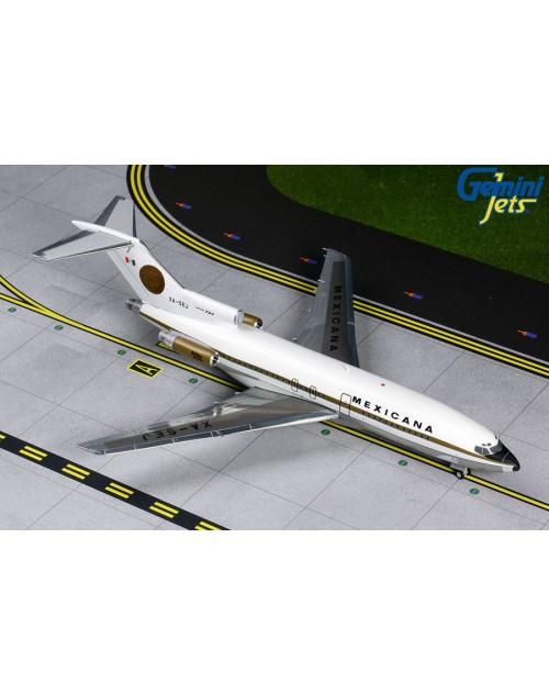 Mexicana Boeing 727-64 XA-SEJ 1/200 scale diecast Gemini Jets