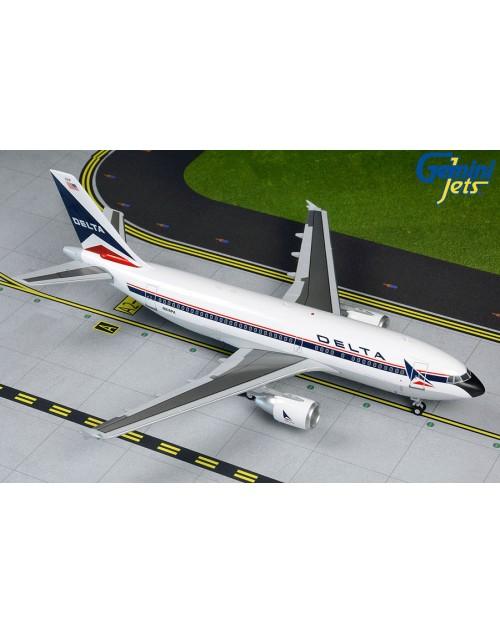 Delta Airbus A310-300 N818PA Widget 1/200 scale diecast GeminiJets
