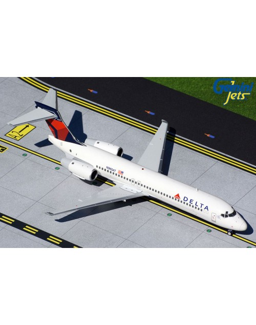 Delta Boeing 717-2BD N965AT Current 1/200 scale diecast Gemini Jets