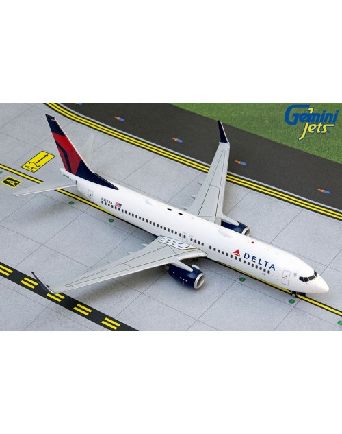 Delta Boeing 737-800 Winglets N3754A 1/200 scale diecast Gemini jets