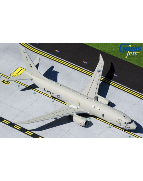 US Navy Boeing 737-P-8A Poseidon 169332 1/200 scale diecast Gemini jets