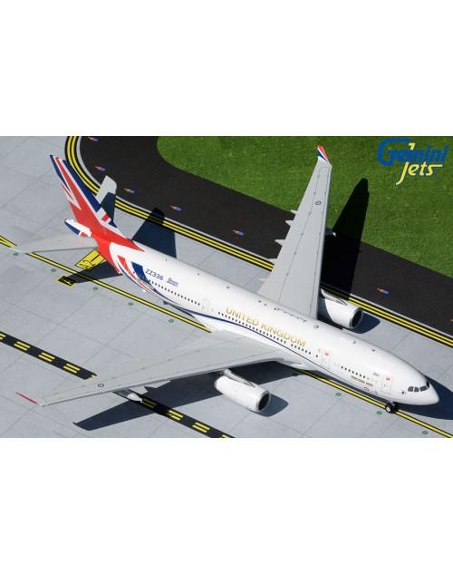 Royal Air Force Airbus A330-200MRTT ZZ336 1/200 scale diecast GeminiJets
