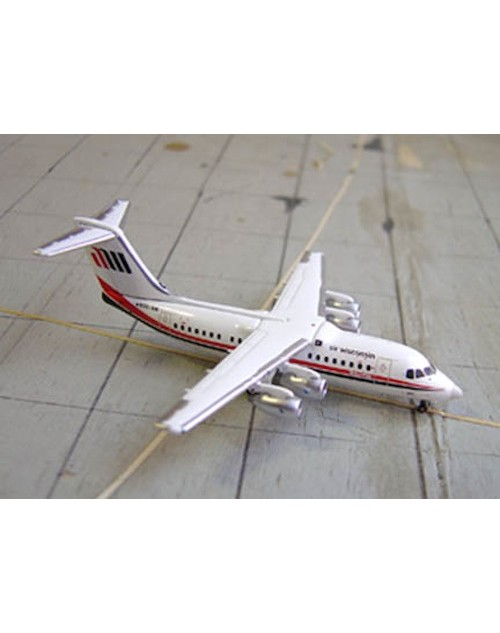 Air Wisconsin BAe 146-200 N601AW 1/400 scale diecast GeminiJets