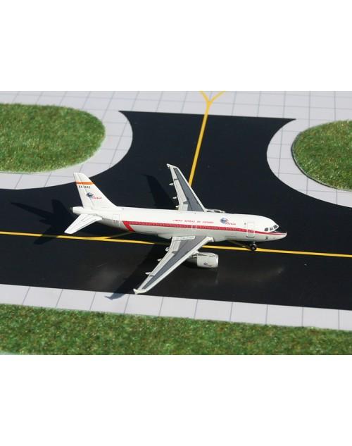 Iberia Airbus A319-111 EC-KKS Retro 1/400 scale diecast Gemini Jets