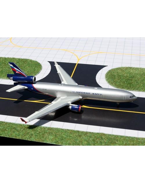 Aeroflot Cargo McD Douglas MD-11F VP-BDP 1/400 scale diecast GeminiJets