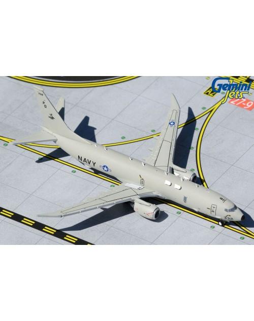 US Navy Boeing P-8A Poseidon (737-800) 169332 1/400 scale diecast GeminiMacs