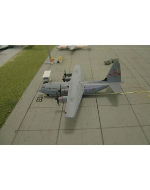 US Air Force Lockheed C-130J 48152 Keesler AFB 1/400 scale diecast GeminiMacs