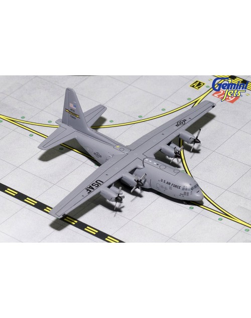US Air Force Lockheed C-130H 79283 Pittsburgh 1/400 scale diecast GeminiMacs