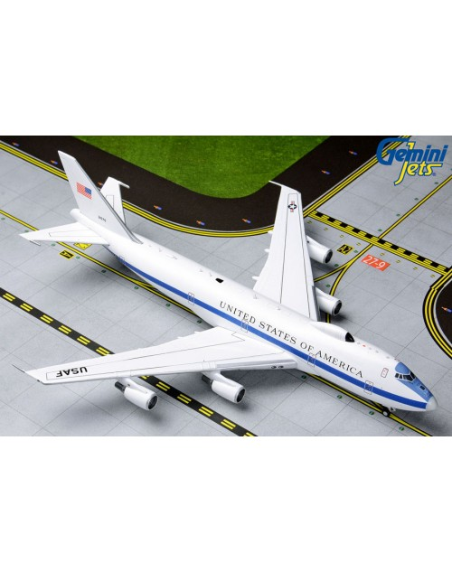 United States of America (US Air Force) Boeing E-4B 73-1676 1/400 scale diecast Gemini MACS