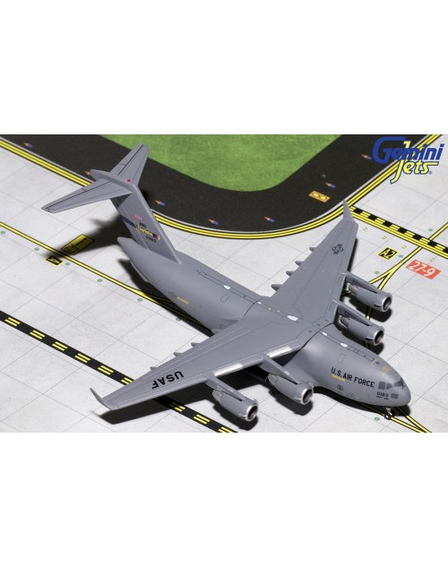 US Air Force C-17 Globemaster III 00-0183 Charlotte ANG 1/400 scale GeminiMacs