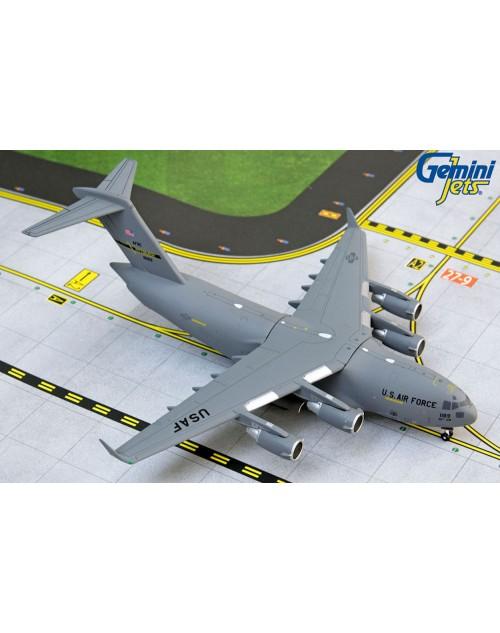 US Air Force C-17 Globemaster III 91189 Pittsburgh AFRC 1/400 scale GeminiMacs