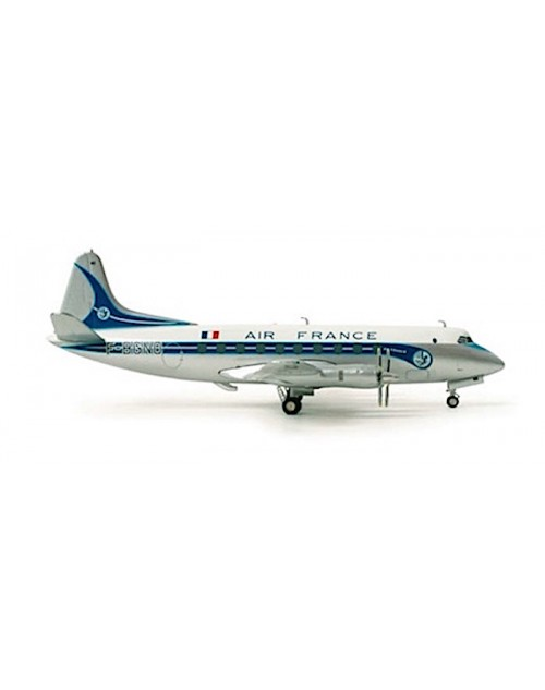 Air France Viscount 708 F-BGNO 1/200 scale diecast Herpa Wings