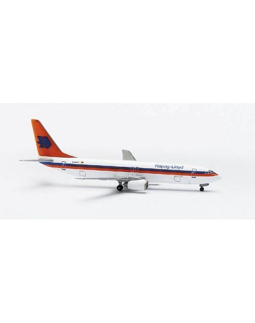 Hapag Lloyd Boeing 737-8K5 D-AHFC 1/400 scale diecast Herpa Wings