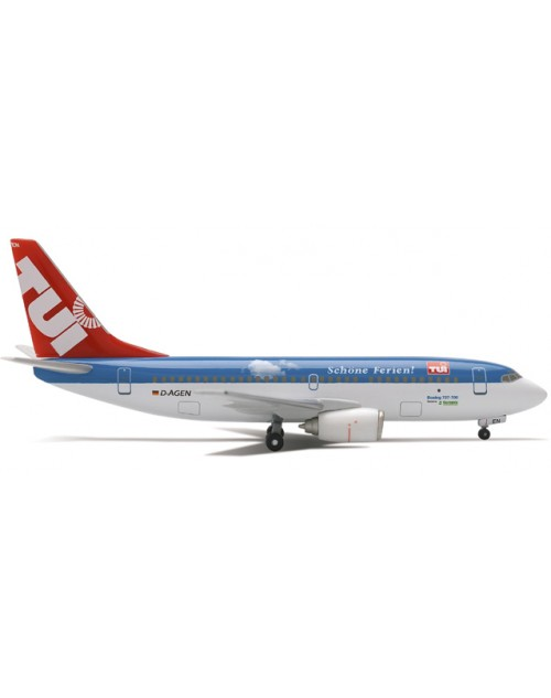 Germania Boeing 737-758 D-AGEN TUI 1/400 scale diecast Herpa Wings
