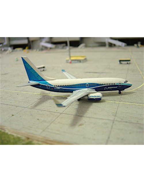 Air Berlin Boeing 737-76Q Winglets D-ABBN Boeing Dreamliner 1/400 scale diecast Herpa Wings