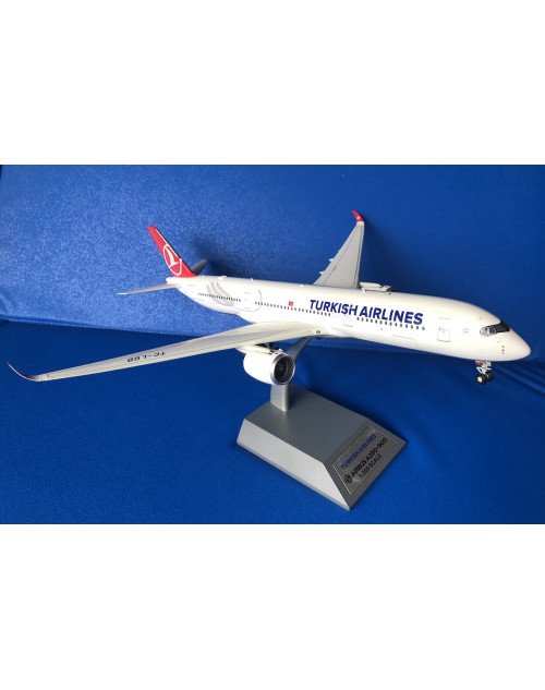 Turkish Airlines Airbus A350-900 TC-LGB 1/200 scale diecast inflight 200