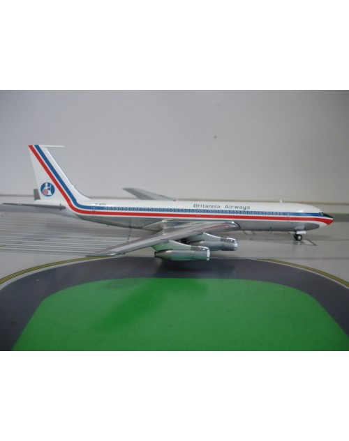Britannia Airways Boeing 707-373C G-AYSI 1/200 scale diecast Inflight Models